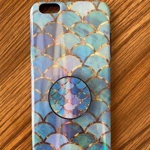 IPhone 6 Plus Mermaid Phone Case